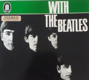 CD - The Beatles ‎– With The Beatles (Digipack)
