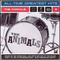 CD - The Animals ‎– All-Time Greatest Hits - IMP
