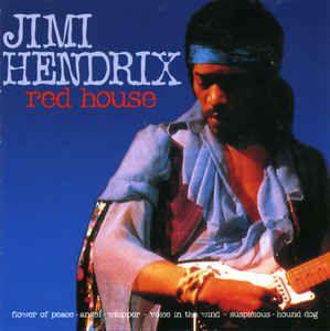 CD - Jimi Hendrix – Red House - IMP. SWEDEN