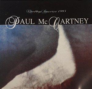 CD - Paul McCartney – Goodbye America 1993 - IMP: ITALY