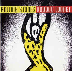 CD - Rolling Stones – Voodoo Lounge