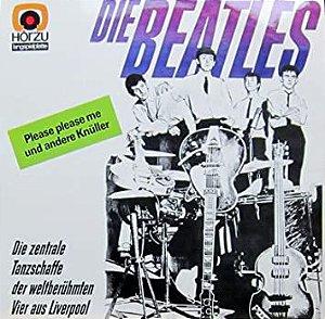 CD - The Beatles – Die Beatles ...Please please me und andere Knuller (Digipack) Germany
