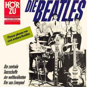 CD - THE BEATLES ‎–Please Please Me  (DIGIPACK) IMP