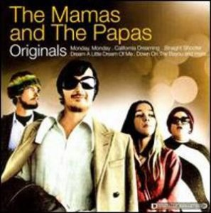 CD - The Mamas & The Papas ‎– Originals -