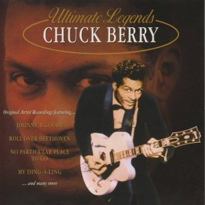 CD - Chuck Berry ‎– Ultimate Legends - IMP