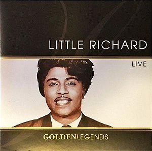 CD - Little Richard – Golden Legends: Live - IMP.
