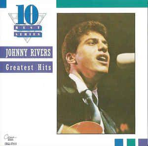 CD - Johnny Rivers – Greatest Hits - IMP