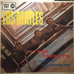 LP - The Beatles - Please Please -  Los Beatles – Por Favor, Yo - IMP: ARGENTINA