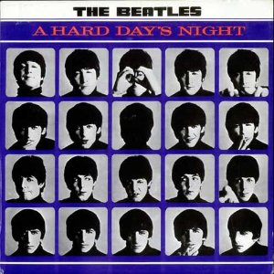 LP - The Beatles – A Hard Day's Night - 1988 STEREO