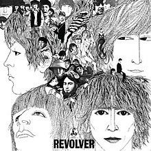 LP - The Beatles ‎– Revolver