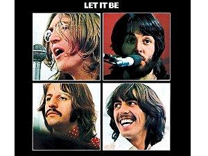 LP - The Beatles – Let It Be - IMP: URUGUAI - 1970 - ST