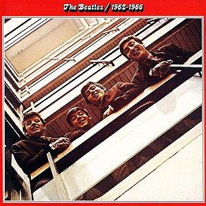 LP - The Beatles – 1962-1966 - Duplp 1973