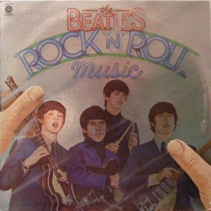 LP - The Beatles ‎– Rock 'N' Roll Music