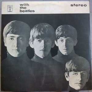 LP - The Beatles ‎– With The Beatles - 1963 - MONO