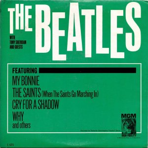 L P - The Beatles With Tony Sheridan And Guests - IMPORTADO USA
