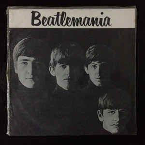 LP - The Beatles – Beatlemania - 1964
