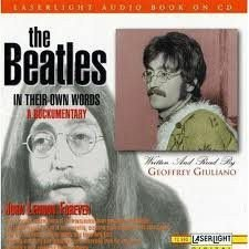 CD - The Beatles ‎– In Their Own Words: A Rockumentary - John Lennon Forever - IMP - USA