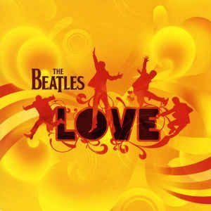 CD - The Beatles ‎– Love
