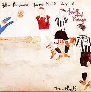 CD - John Lennon – Walls And Bridges - IMP