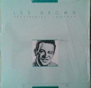 Les Brown ‎– Sentimental Journey
