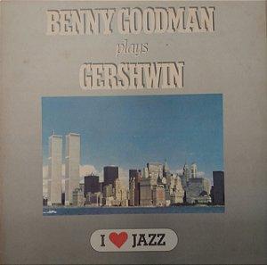 LP - Benny Goodman – Benny Goodman Plays Gershwin