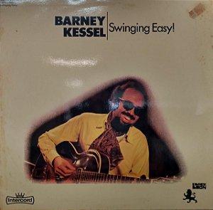 LP - Barney Kessel – Swinging Easy!