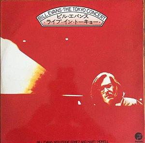 LP - Bill Evans – The Tokyo Conert - Importado (US)
