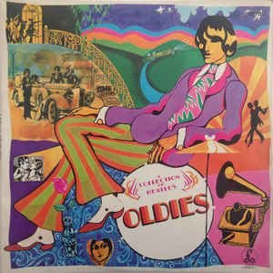 LP - The Beatles – A Collection Of Beatles Oldies