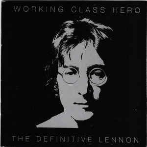 CD - John Lennon ‎– Working Class Hero - The Definitive Lennon (CD DUPLO) - IMP