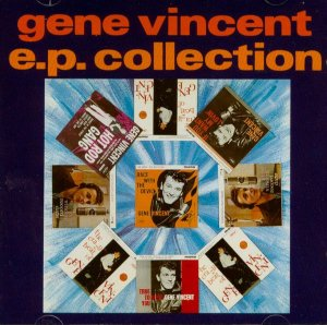 CD - Gene Vincent ‎– E.P. Collection - IMP