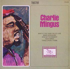 LP - Charlie Mingus – Charlie Mingus - Imp US