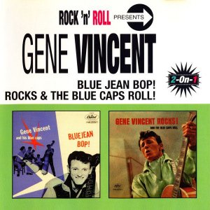 CD - Gene Vincent – Blue Jean Bop! + Gene Vincent Rocks & The Blue Caps Roll! - IMP