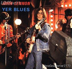 CD - John Lennon – Yer Blues - IMP - SPAIN