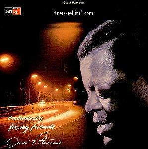 LP - The Oscar Peterson Trio – Travelin' On