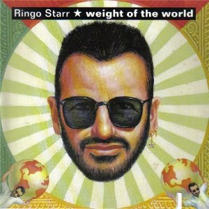 CD - Ringo Starr ‎– Weight Of The World - IMP