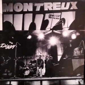 LP - The Dizzy Gillespie Big 7 At The Montreux Jazz Festival 1975