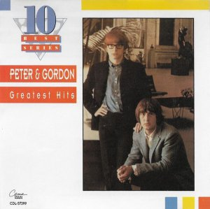 CD - Peter & Gordon ‎– Greatest Hits - IMP