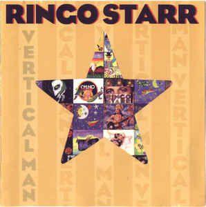 CD - Ringo Starr – Vertical Man - IMP