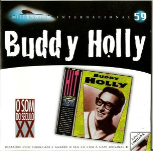 CD - Buddy Holly – The Hit Singles Collection