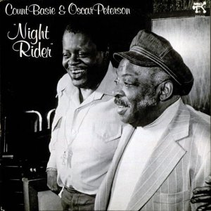 "LP - Count Basie & Oscar Peterson ‎– ""Night Rider"""