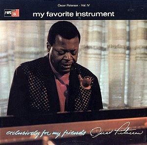 LP - Oscar Peterson – My Favorite Instrument