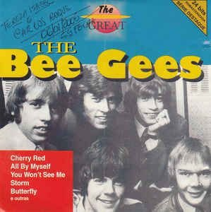 CD - Bee Gees ‎– The Great