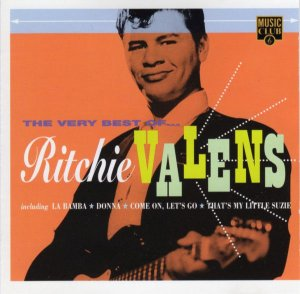 CD - Ritchie Valens – The Very Best Of... - IMP