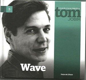 CD - Tom Jobim – Wave