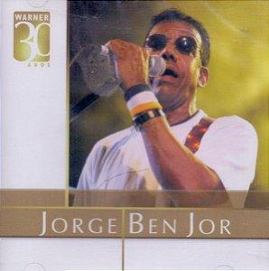 CD - Jorge Ben Jor – Warner 30 Anos