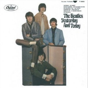 CD - The Beatles ‎– Yesterday...And Today (Digipack) IMP