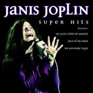 CD - Janis Joplin – Super Hits - IMP