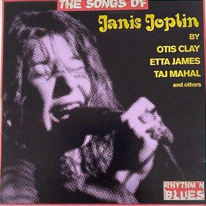 CD - Songs Of Janis Joplin - All Blues'd Up! (Vários Artistas)
