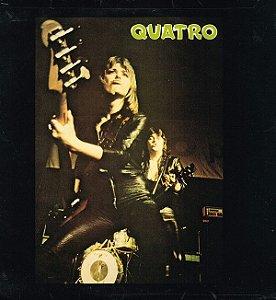 CD - Suzi Quatro – Quatro -  IMPORTADO