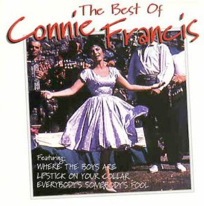 Connie Francis ‎– The Best Of Connie Francis